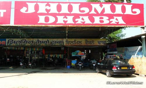 best indian dhabas