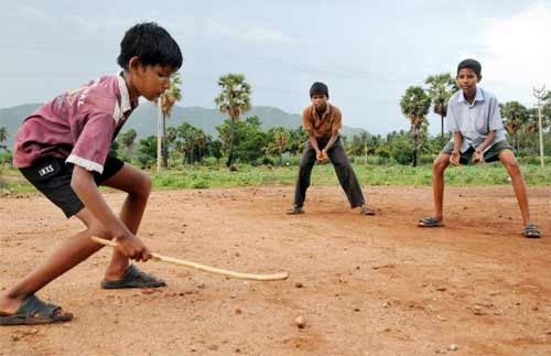 indian childhood games